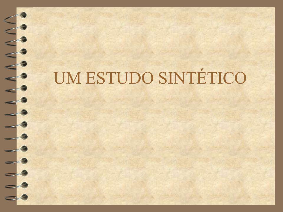 UM ESTUDO SINTÉTICO