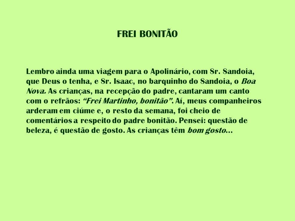 FREI BONITÃO