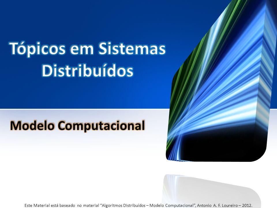 Tópicos em Sistemas Distribuídos