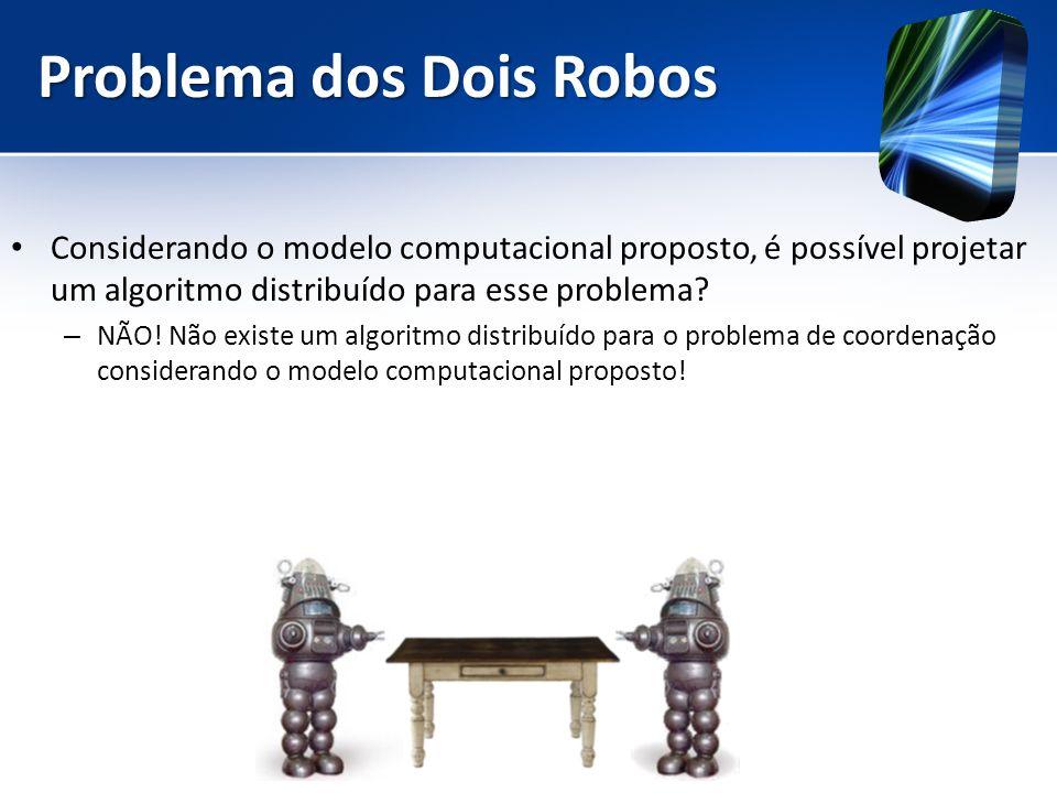 Problema dos Dois Robos