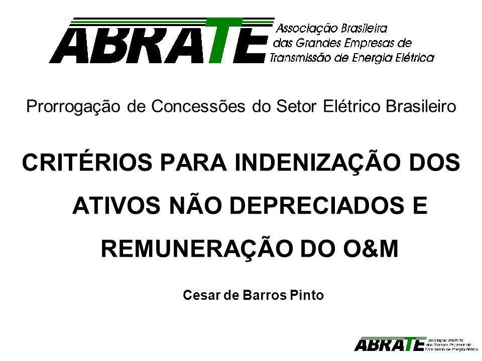 Prorrogação de Concessões do Setor Elétrico Brasileiro