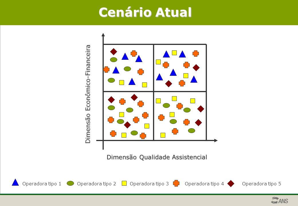 Cenário Atual Dimensão Econômico-Financeira
