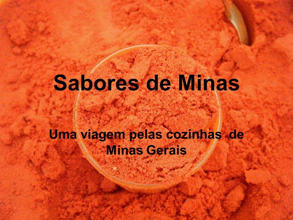 Uma viagem pelas cozinhas de Minas Gerais