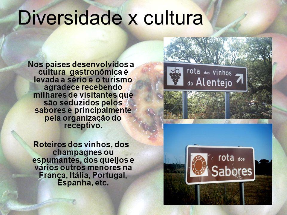 Diversidade x cultura