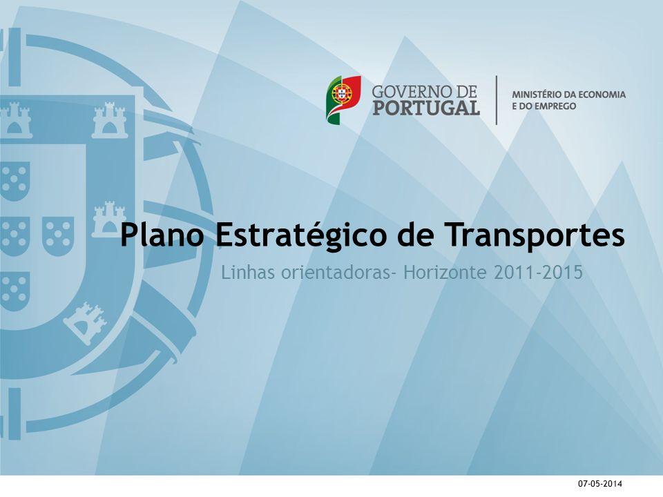 Linhas orientadoras- Horizonte 2011-2015