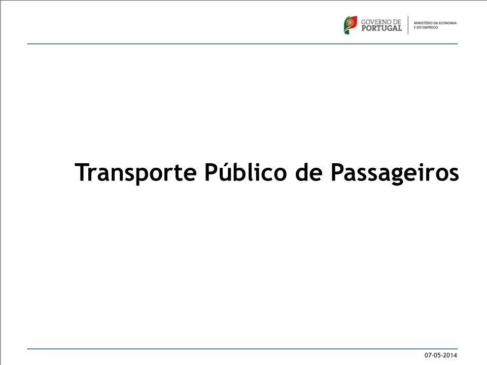 Transporte Público de Passageiros