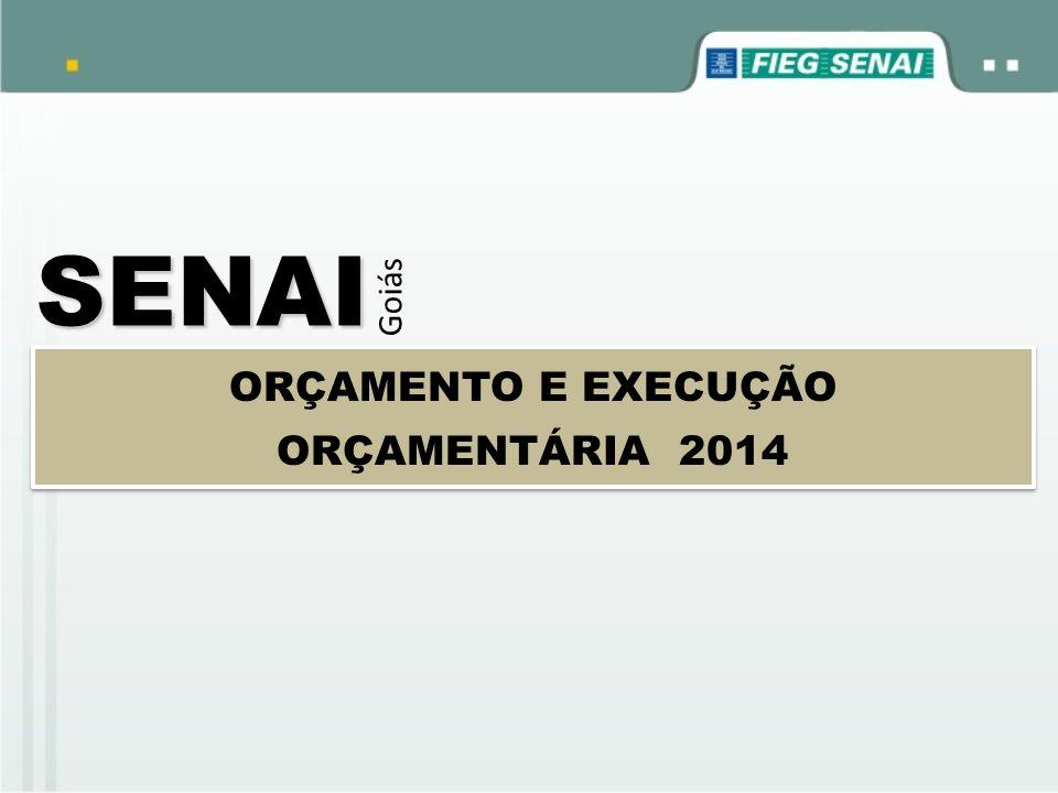 ORÇAMENTO E EXECUÇÃO ORÇAMENTÁRIA 2014