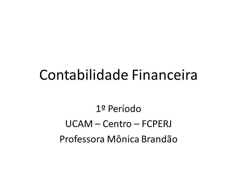 Contabilidade Financeira