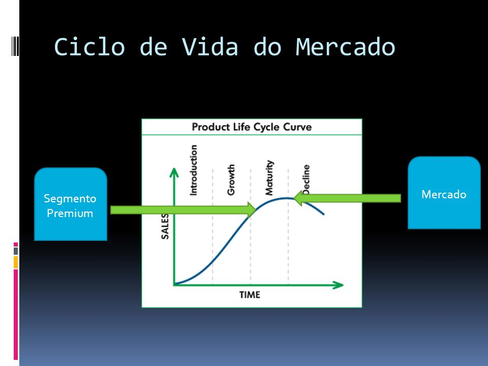 Ciclo de Vida do Mercado