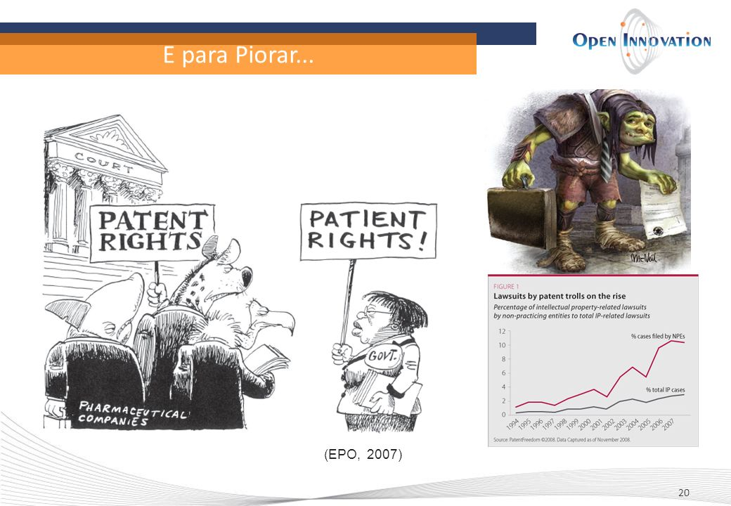 E para Piorar... (EPO, 2007)