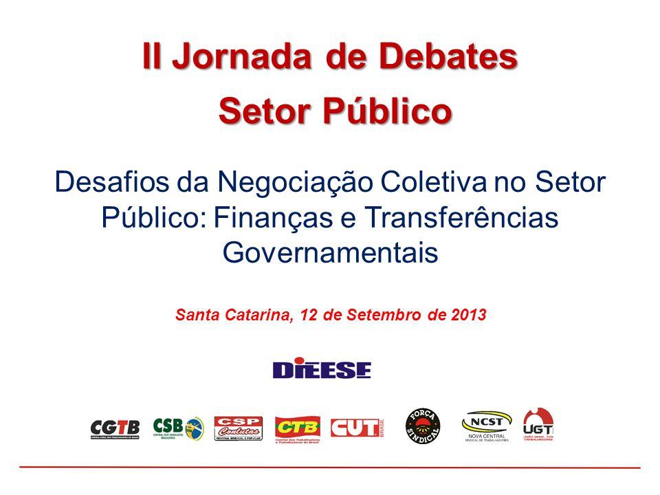 II Jornada de Debates Setor Público