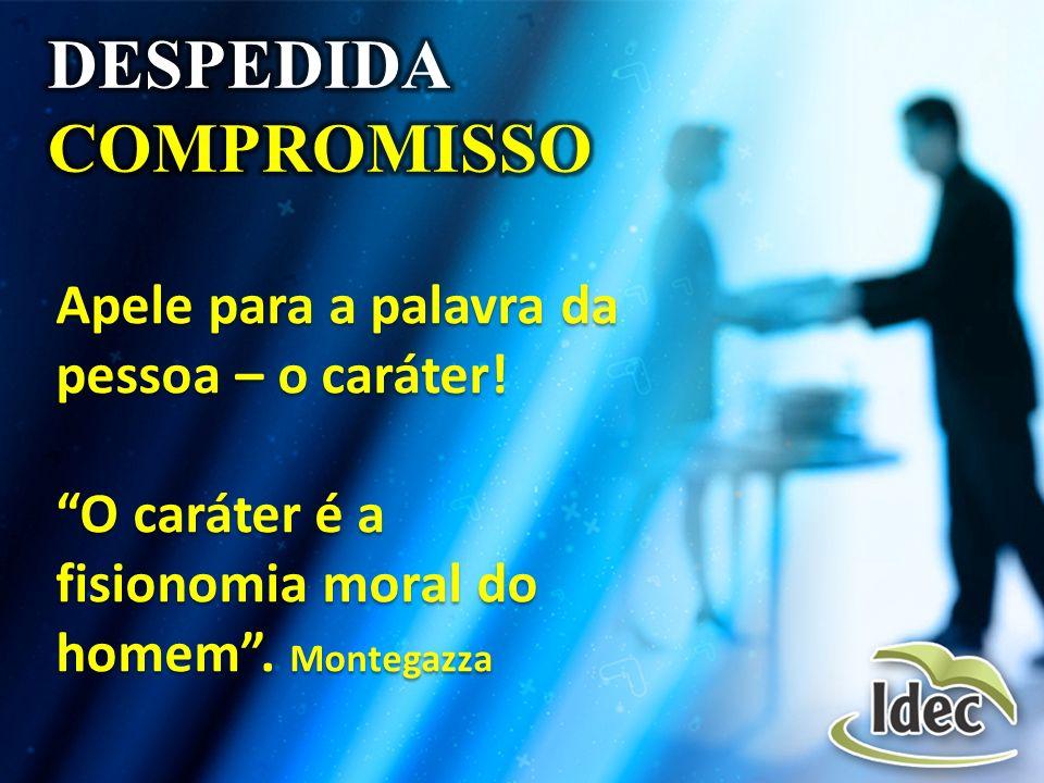 DESPEDIDA COMPROMISSO