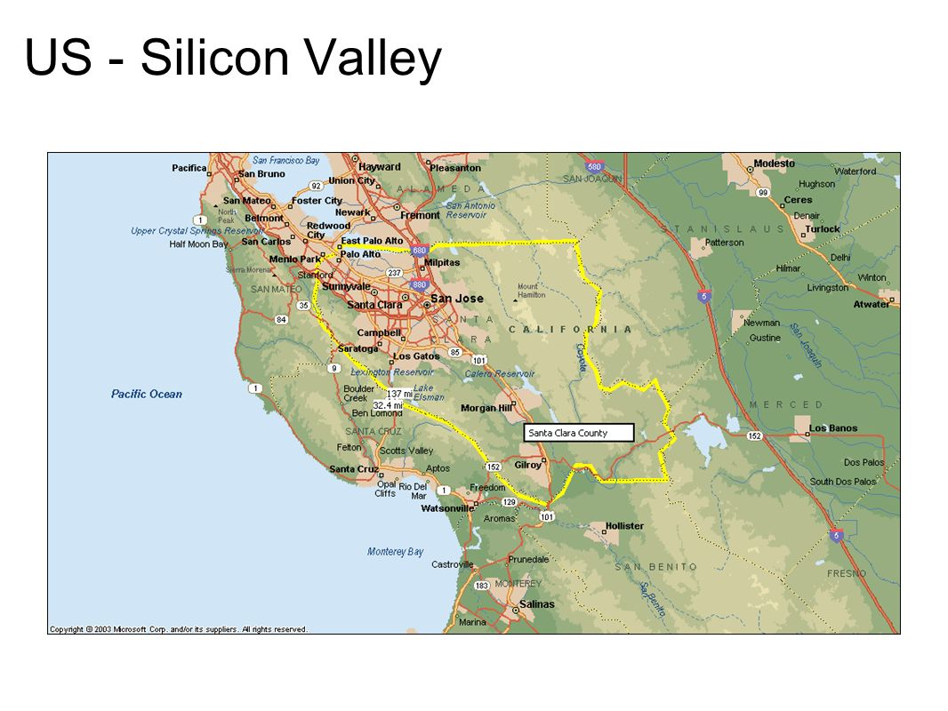 US - Silicon Valley