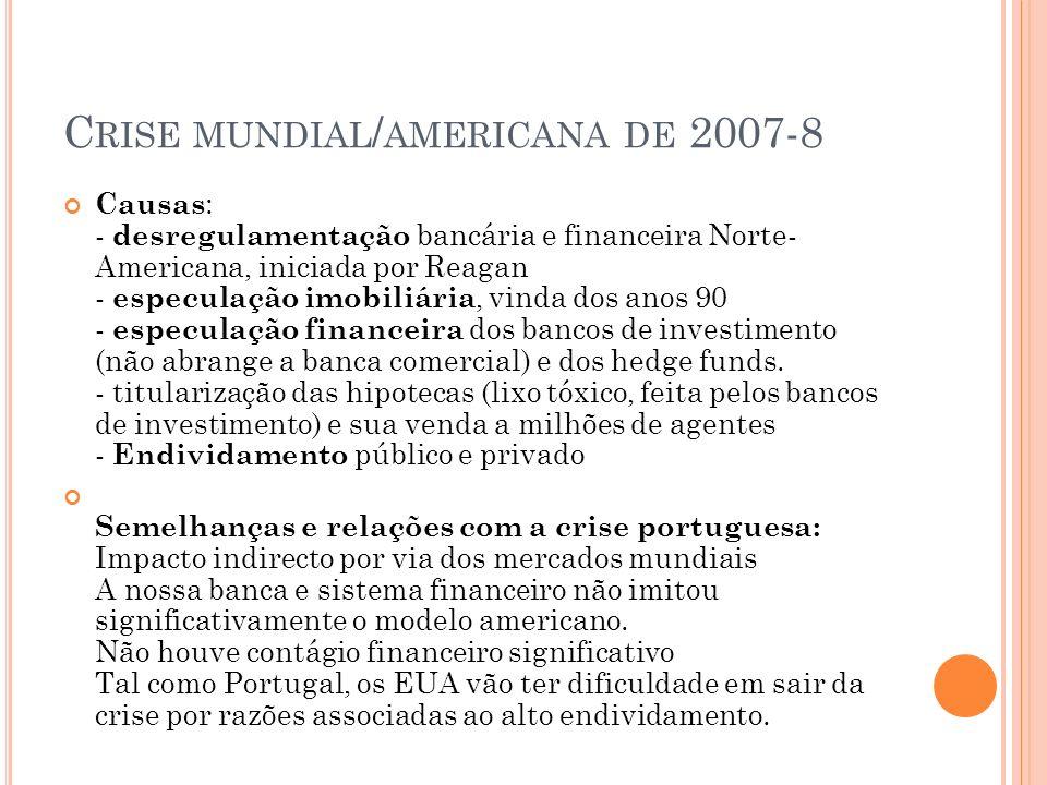 Crise mundial/americana de 2007-8