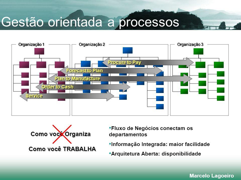 Gestão orientada a processos