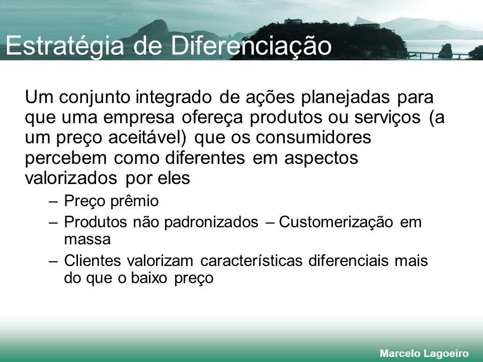 Estratégia de Diferenciação