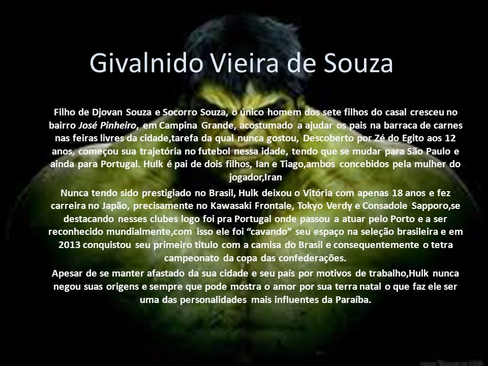 Givalnido Vieira de Souza