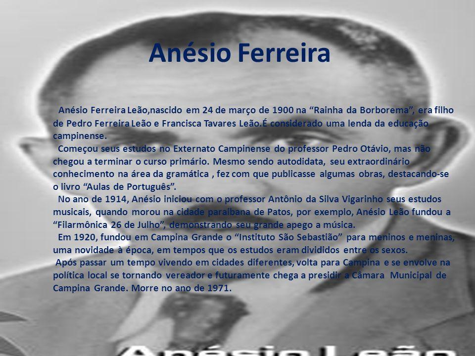 Anésio Ferreira