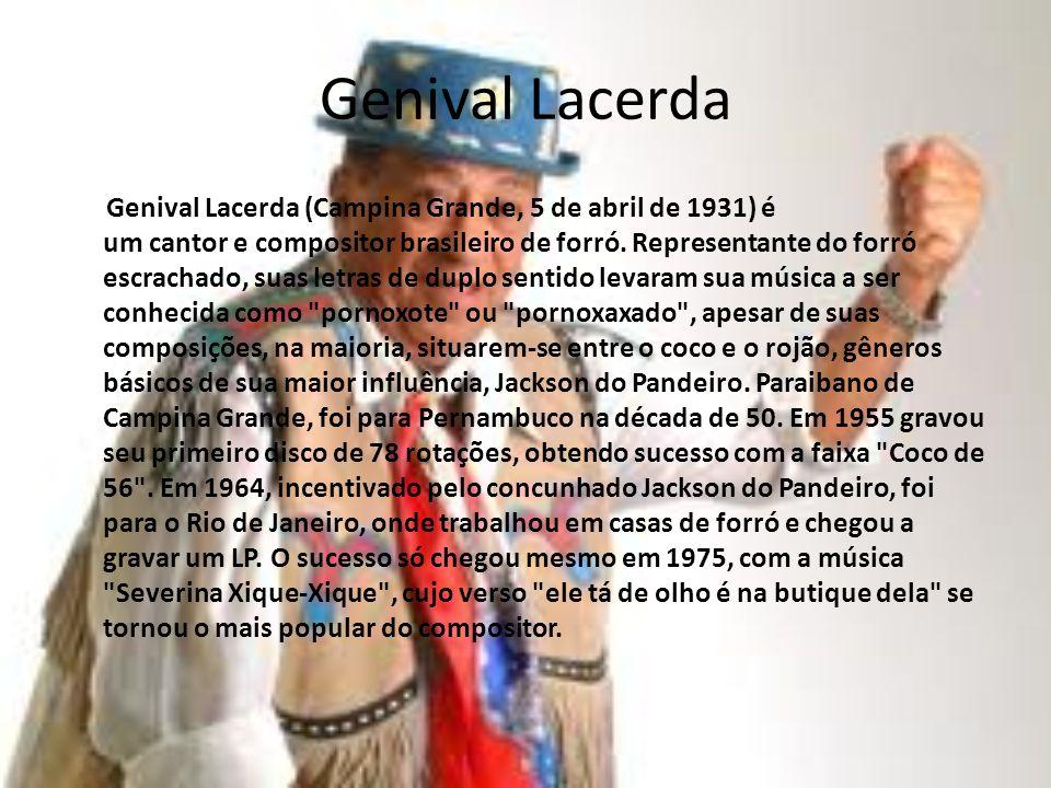 Genival Lacerda