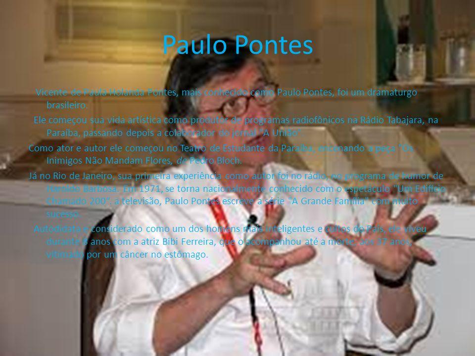 Paulo Pontes