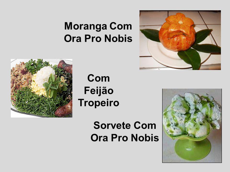 Moranga Com Ora Pro Nobis