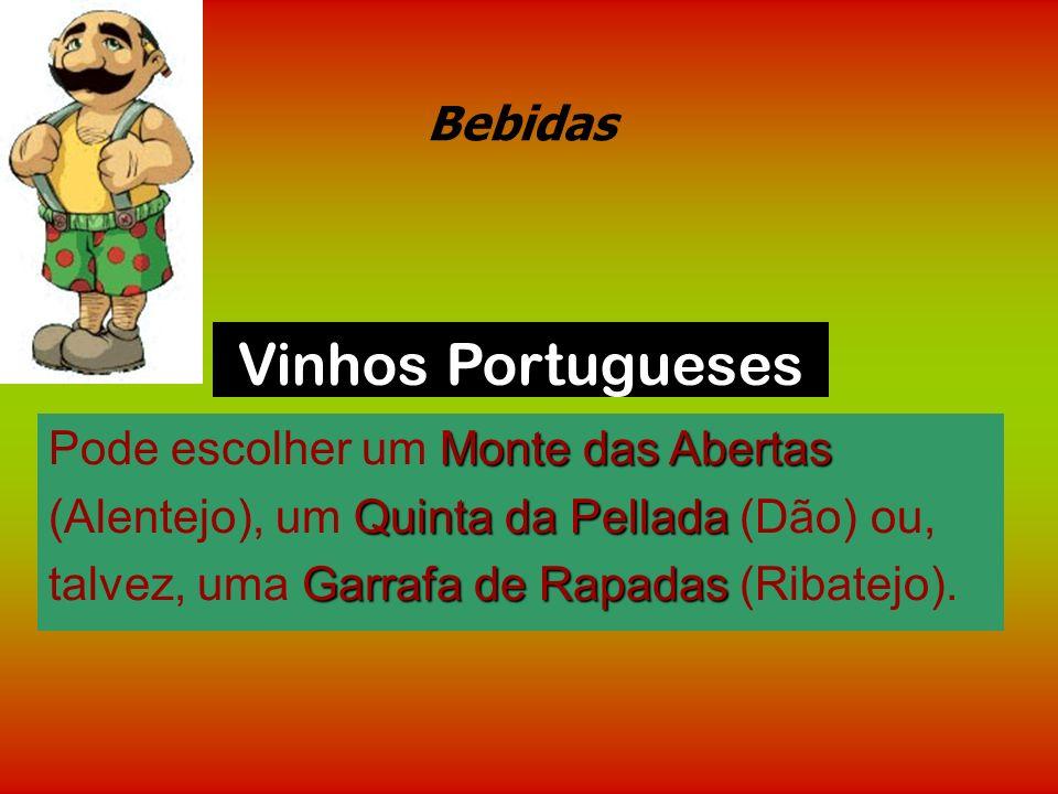 Vinhos Portugueses Bebidas Pode escolher um Monte das Abertas