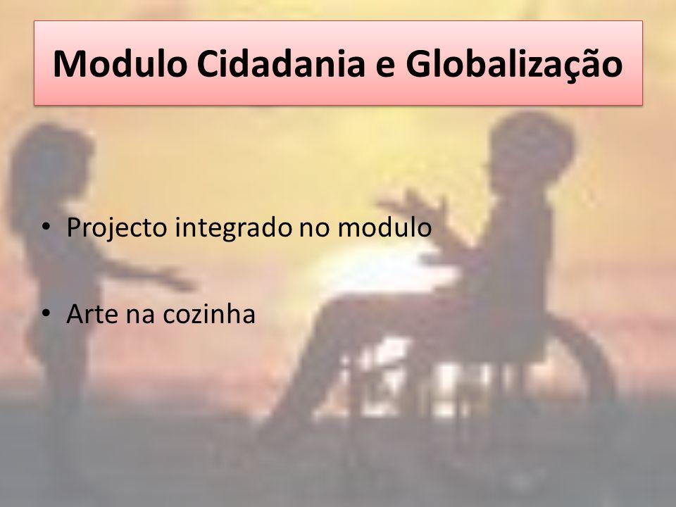 Modulo Cidadania e Globalização