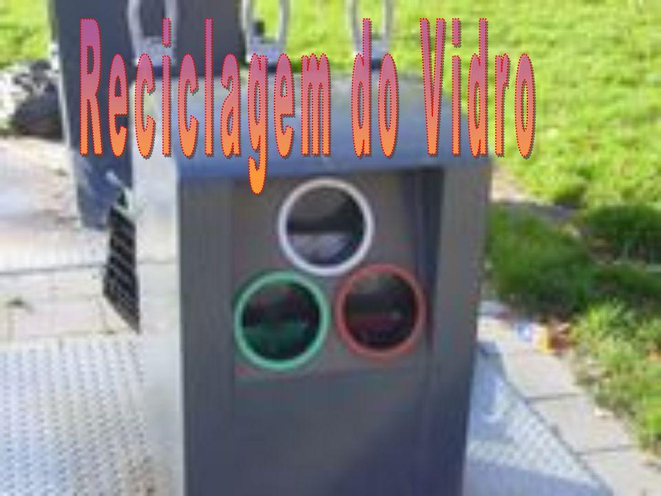 Reciclagem do Vidro