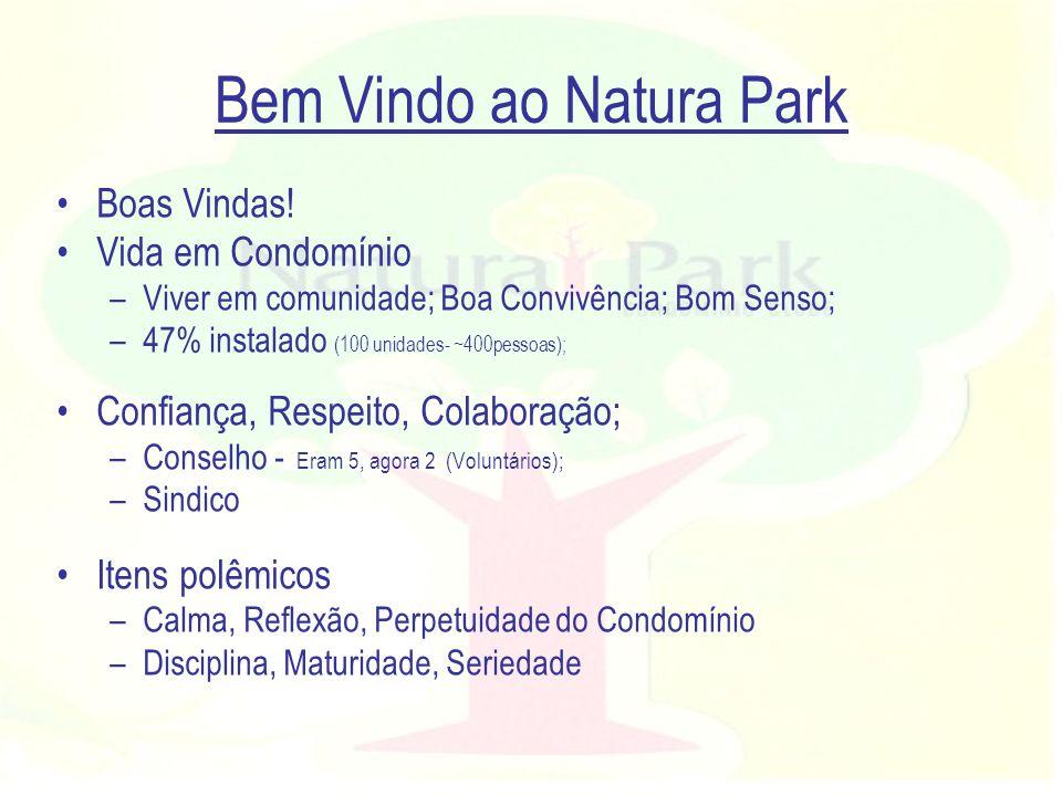 Bem Vindo ao Natura Park
