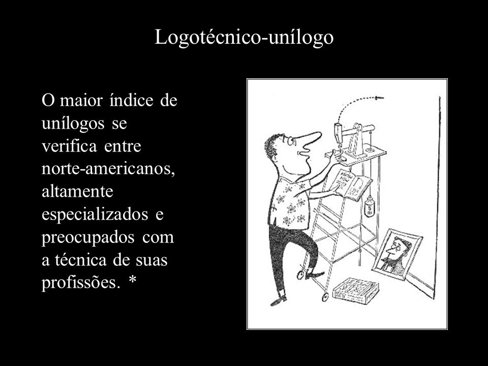 Logotécnico-unílogo