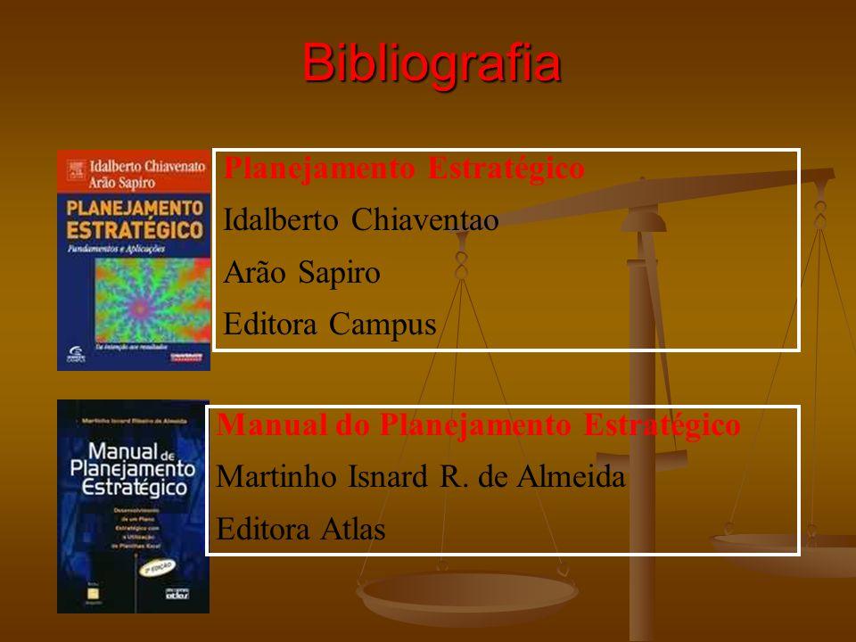 Bibliografia Planejamento Estratégico Idalberto Chiaventao Arão Sapiro