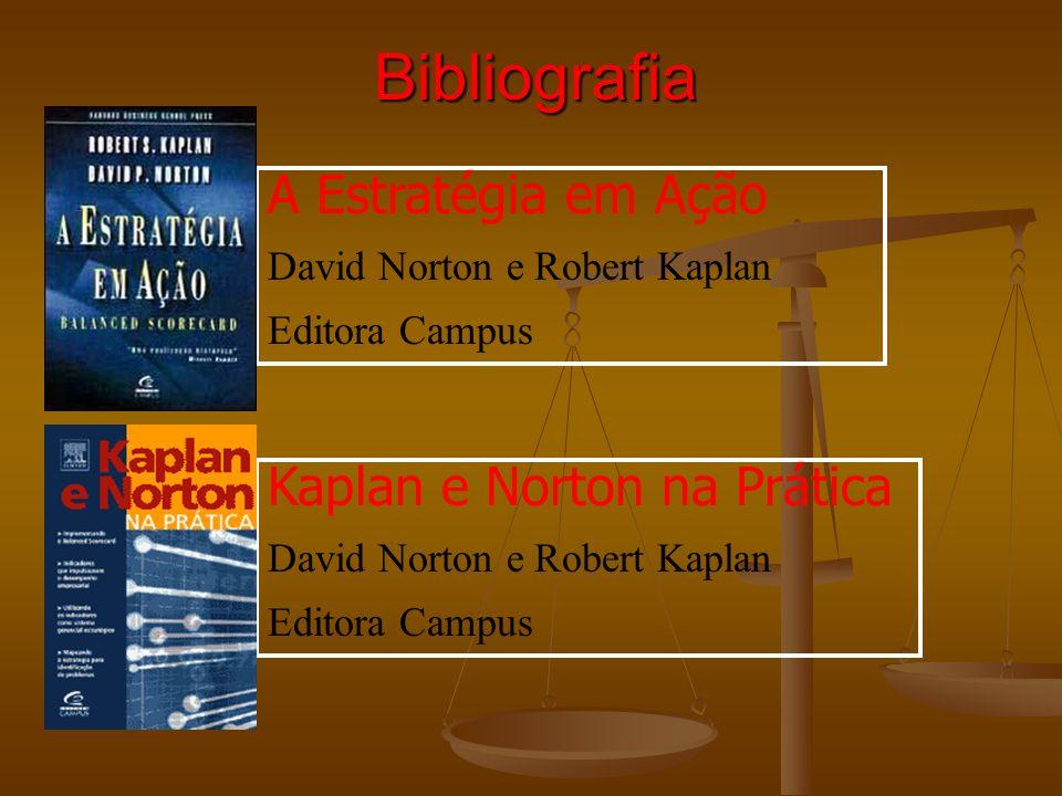 Bibliografia A Estratégia em Ação Kaplan e Norton na Prática