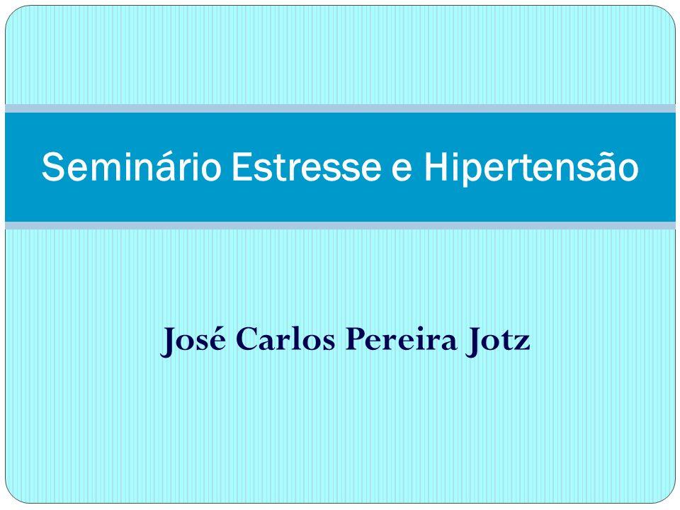 Seminário Estresse e Hipertensão