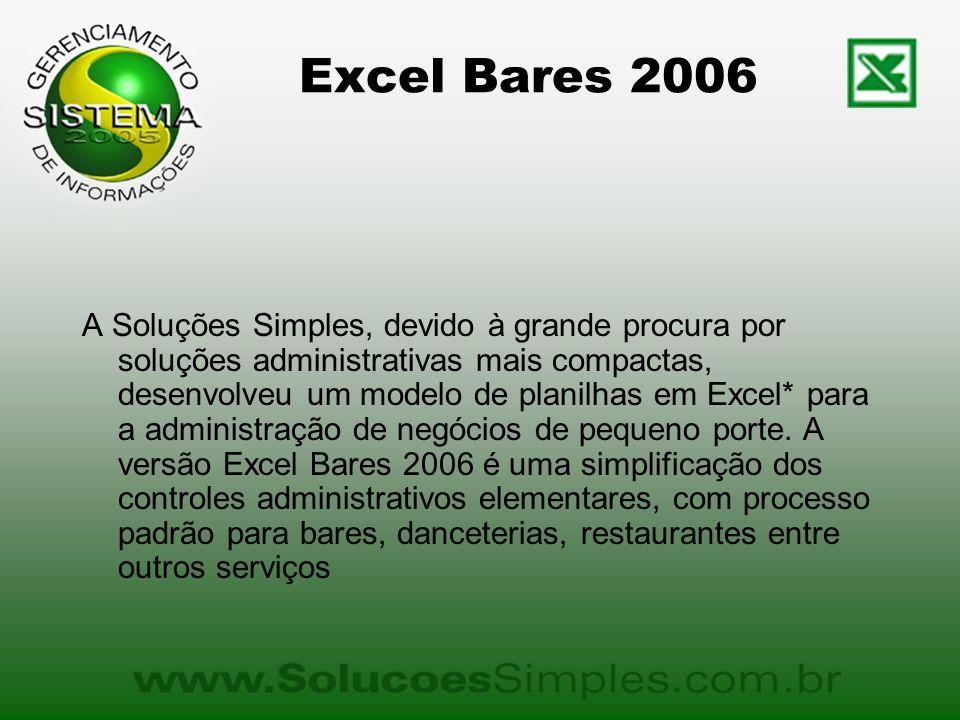 Excel Bares 2006