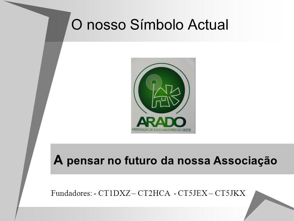 A pensar no futuro da nossa Associação