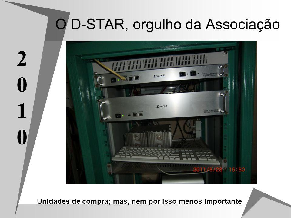 O D-STAR, orgulho da Associação