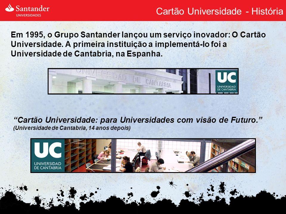 Cartão Universidade - História