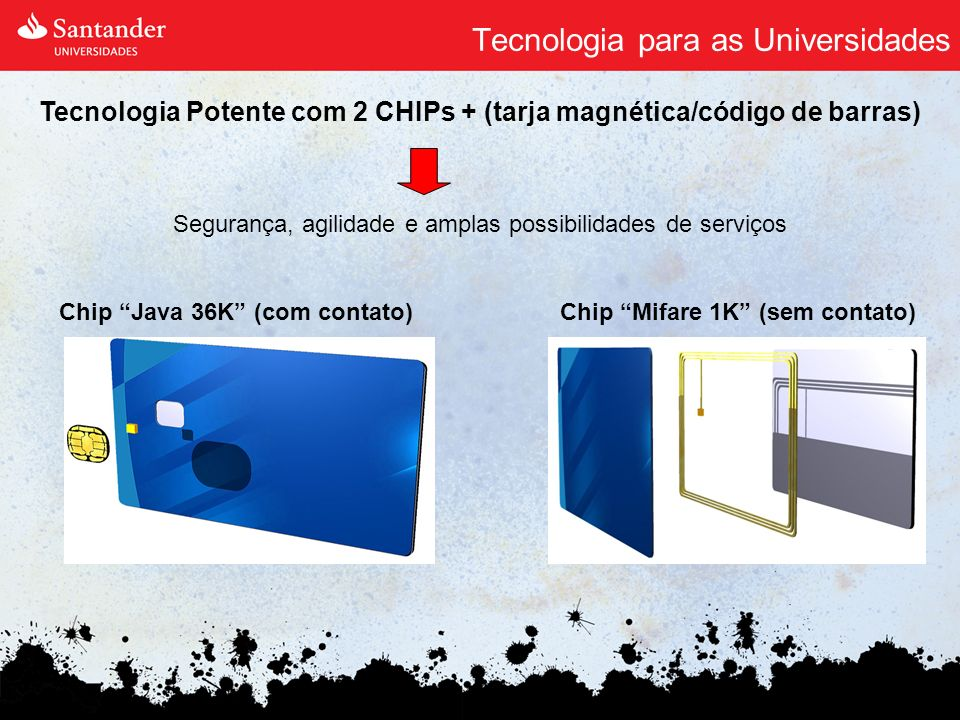 Tecnologia para as Universidades