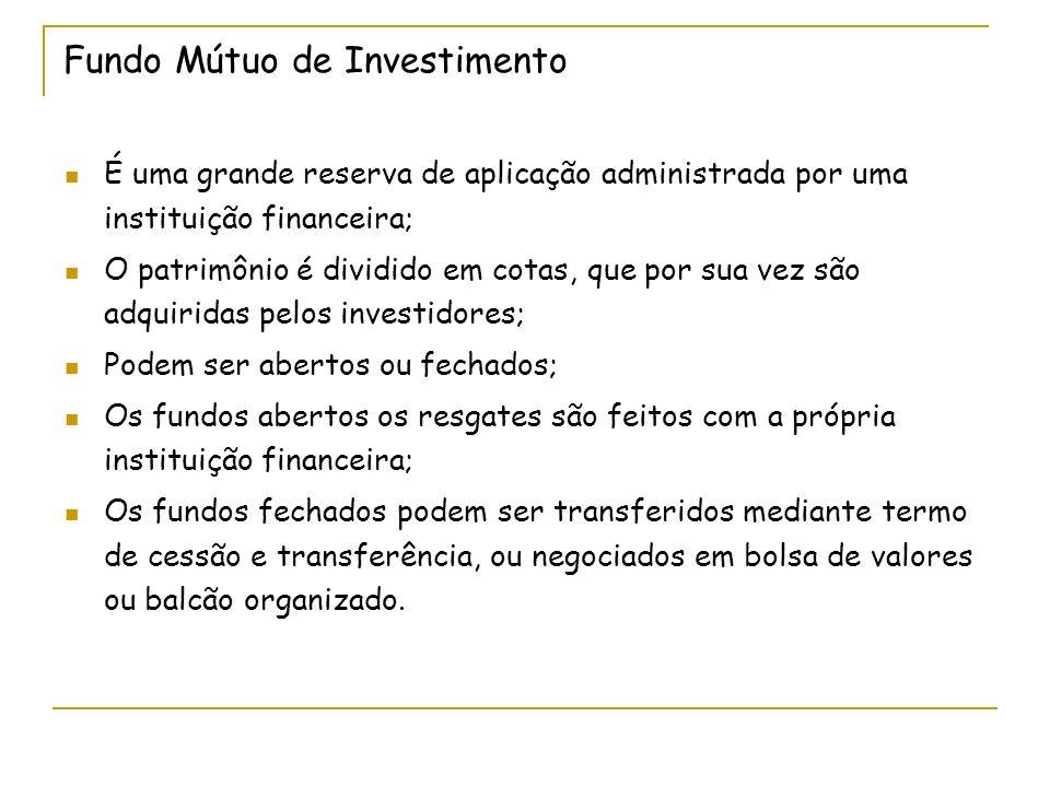 Fundo Mútuo de Investimento