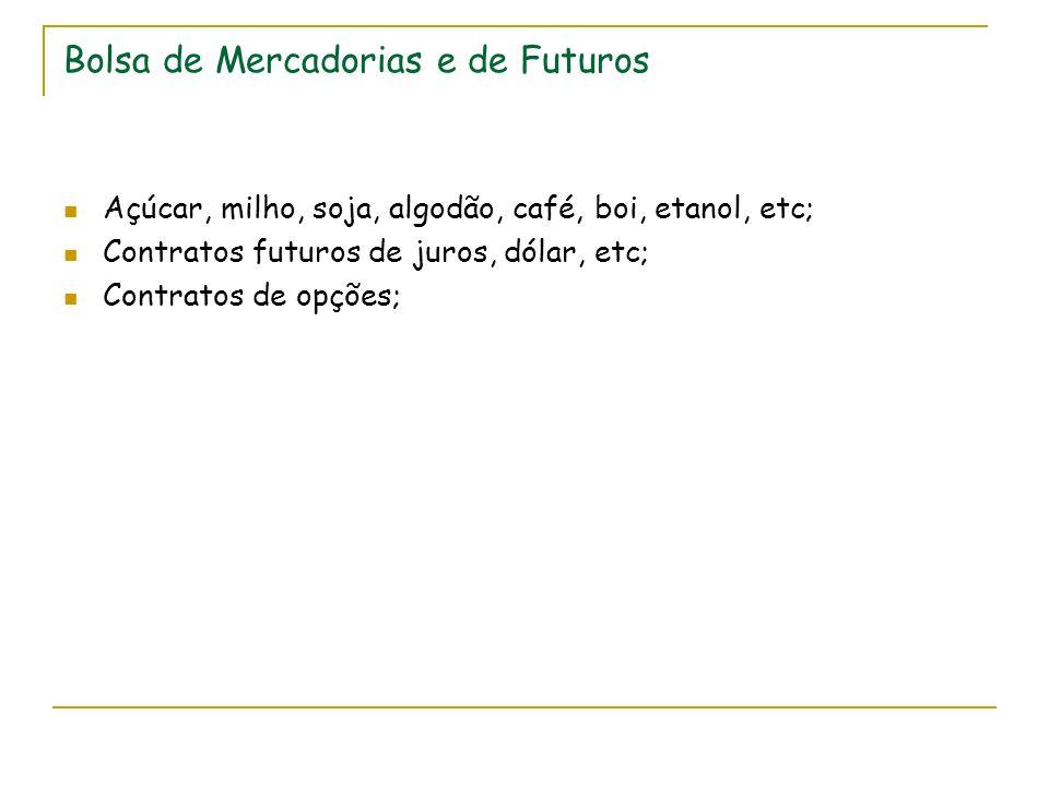 Bolsa de Mercadorias e de Futuros