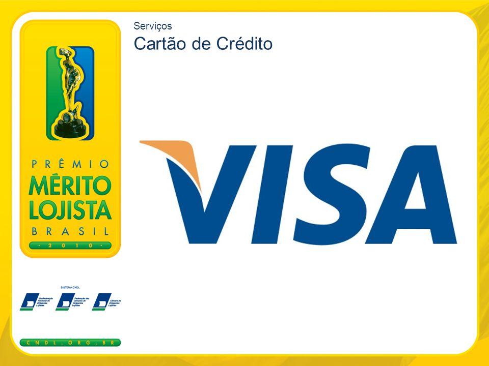 Serviços Cartão de Crédito