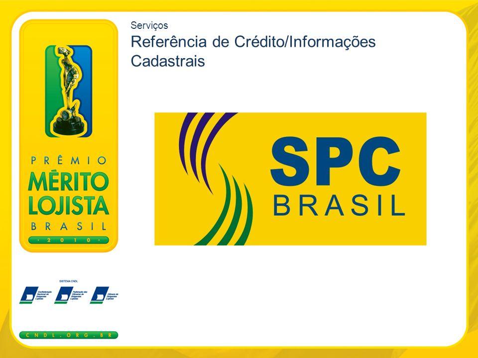 Referência de Crédito/Informações Cadastrais