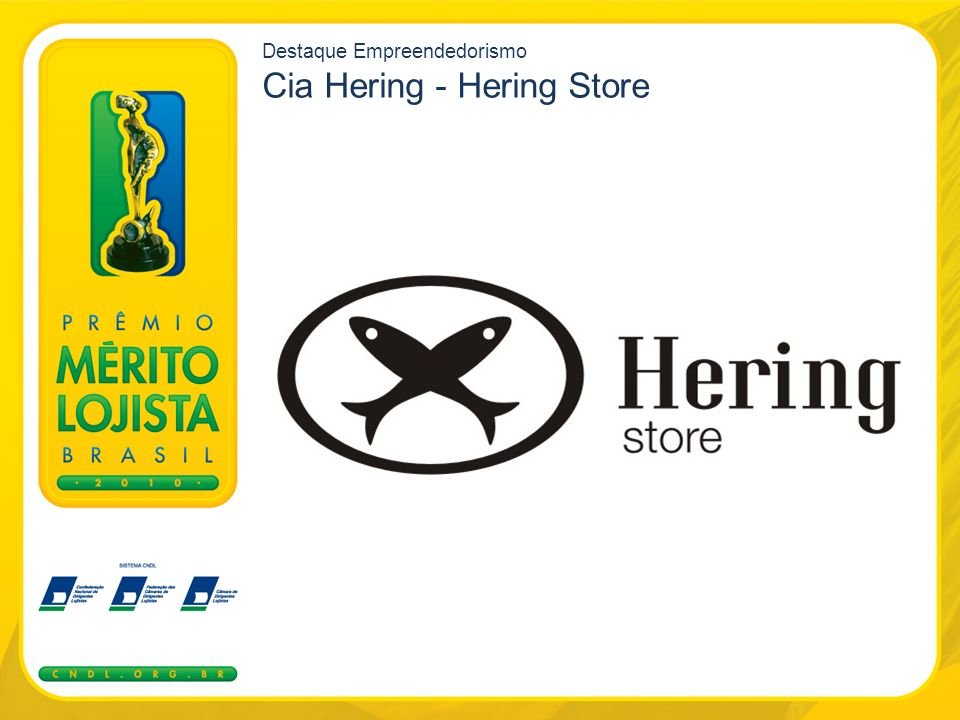 Cia Hering - Hering Store
