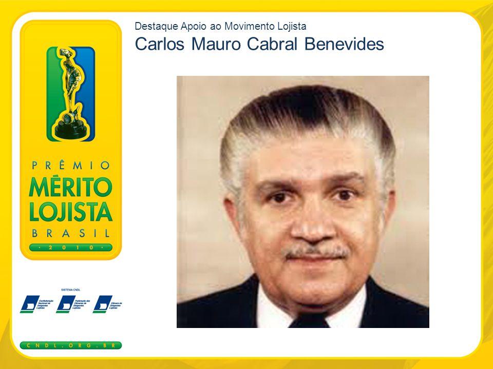 Carlos Mauro Cabral Benevides