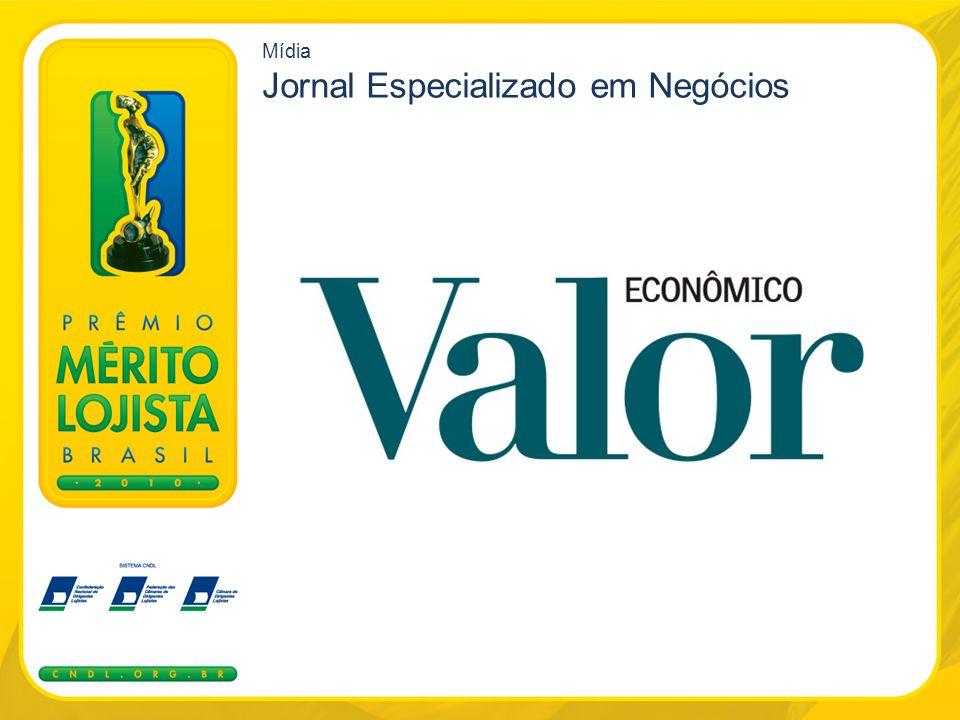 Jornal Especializado em Negócios