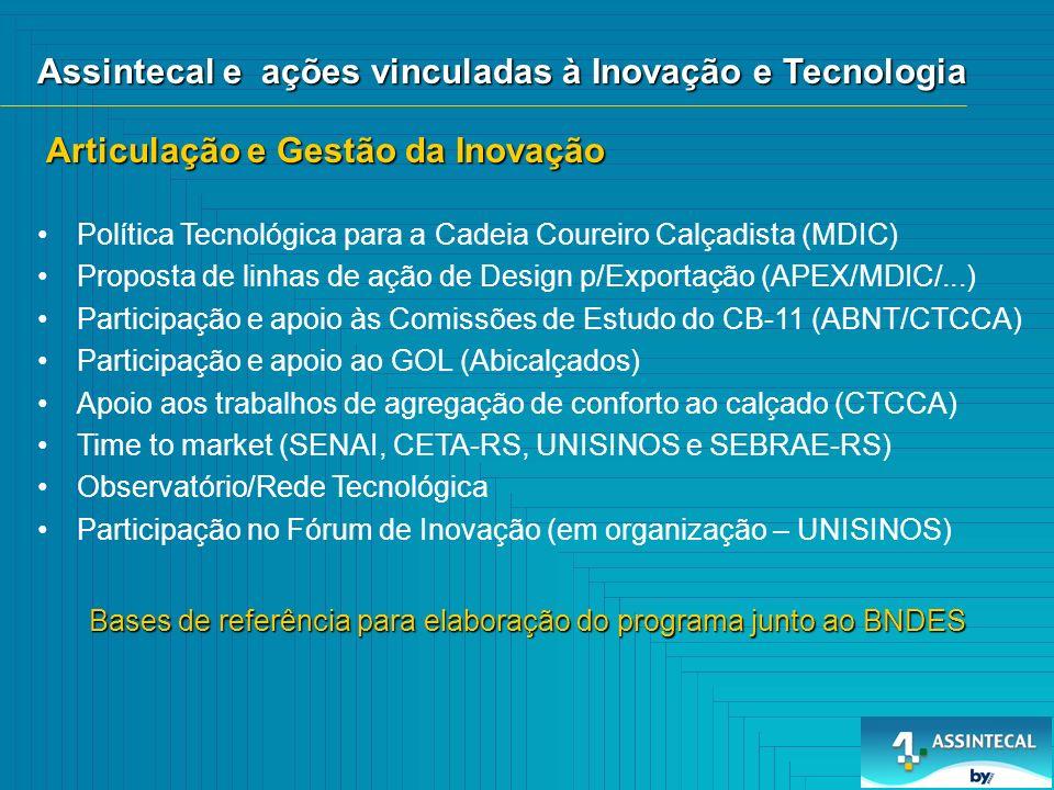 Bases de referência para elaboração do programa junto ao BNDES