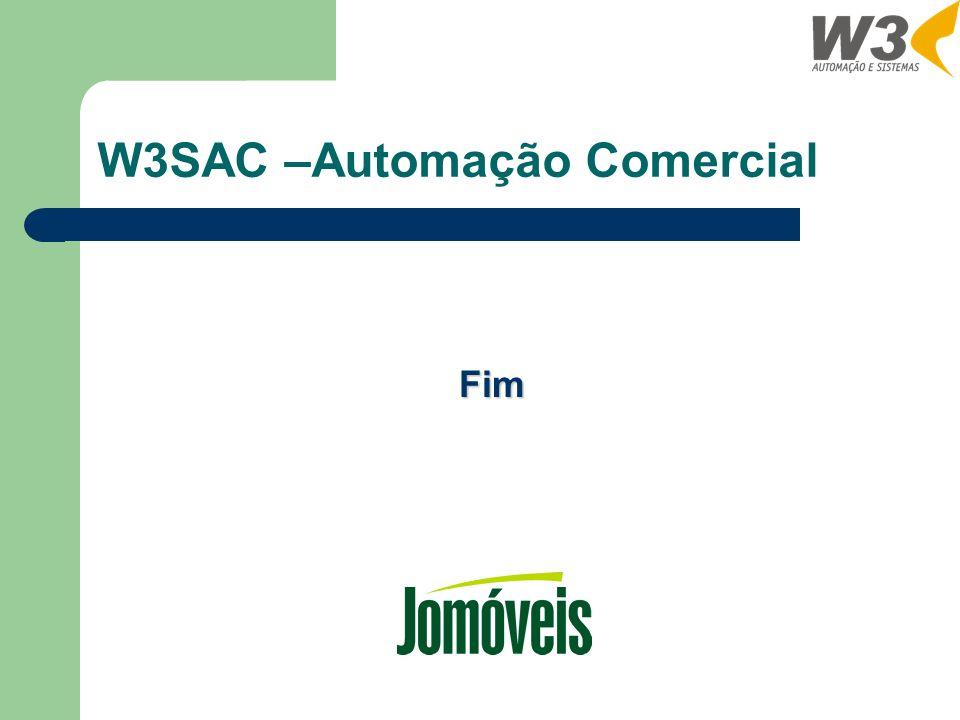 W3SAC –Automação Comercial