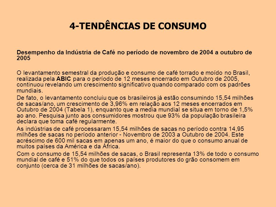 4-TENDÊNCIAS DE CONSUMO