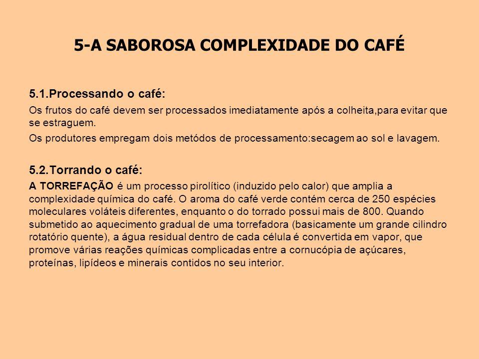 5-A SABOROSA COMPLEXIDADE DO CAFÉ