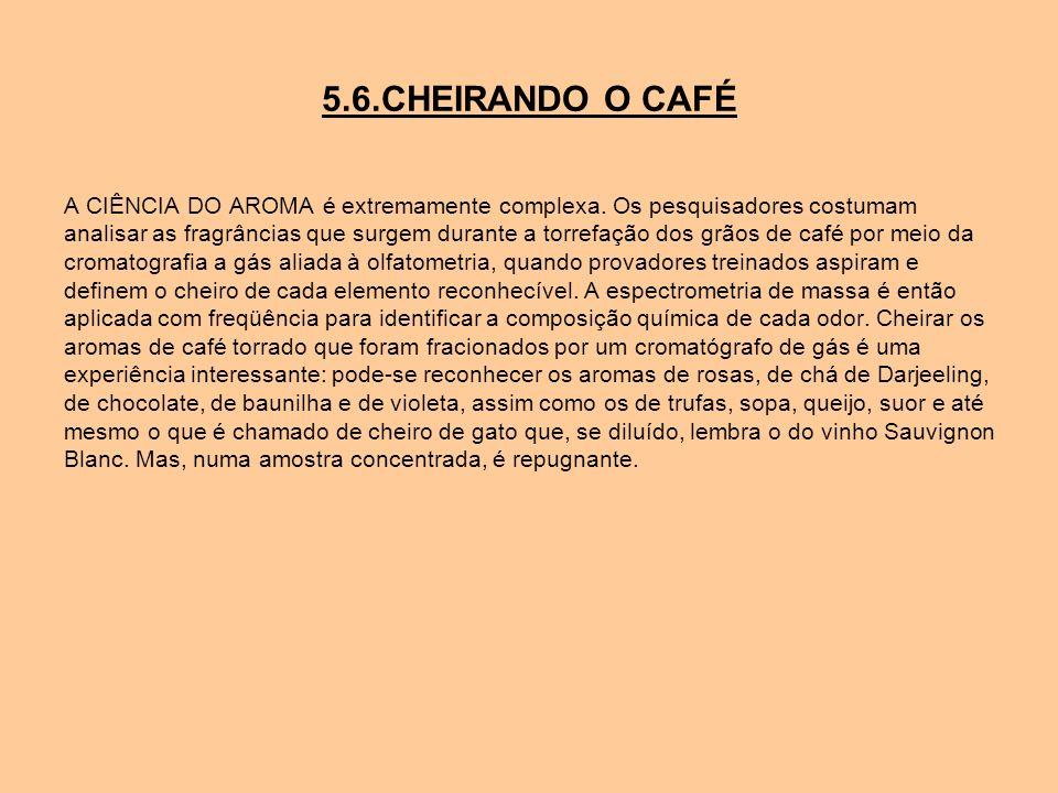 5.6.CHEIRANDO O CAFÉ